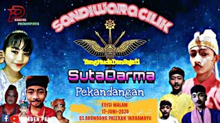 🔴 LIVE SANDIWARA CILIK SUTADARMA PENTAS MALAM DS. PABEAN ILIR - INDRAMAYU 17-Jun-2020