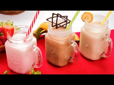 Protein Shakes | Chocolate Protein Shakes | Strawberry Protein Shakes | Banana Protein Shakes