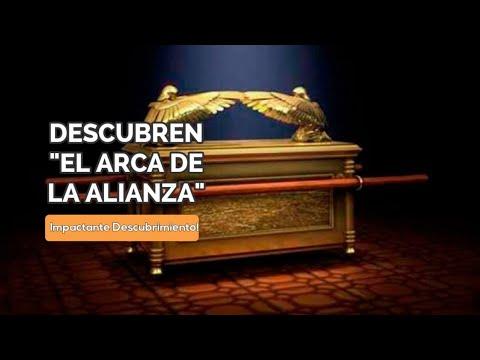 ¡HALLAZGO ARQUEOLÓGICO! DESCUBREN EL ARCA DE LA ALIANZA CON LOS 10 MANDAMIENTOS