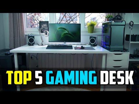 Top 5 Best Gaming Desk | Best Desk for Gaming!