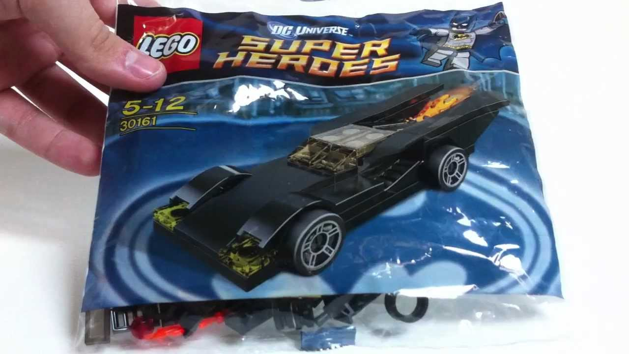 LEGO DC Comics Super Heroes Batmobile 30161