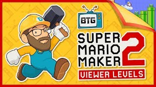 🔴 Super Mario Maker 2 Live Stream | Viewer Levels with Darby BTG
