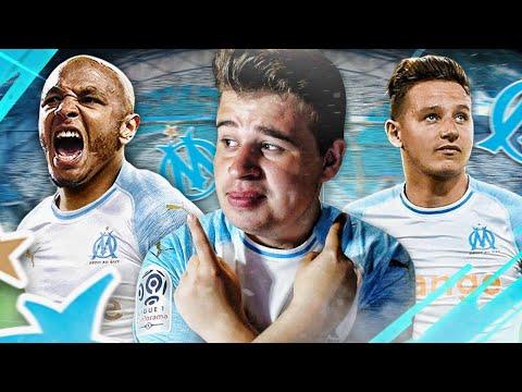 MON ÉQUIPE DE L'OM POUR LA SAISON 2019/20 ! - FIFA 19