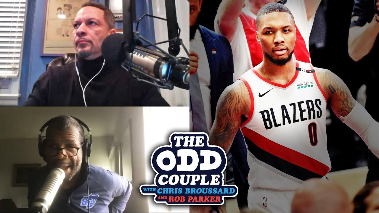 Are Damian Lillard's Championship Hopes Only Possible on a Super Team? | THE ODD COUPLE