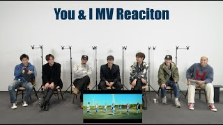 GENERATIONS from EXILE TRIBE / You & I (MV Reaction)