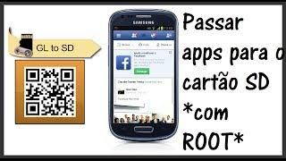 Como passar os apps do Android para o Micro SD ROOT