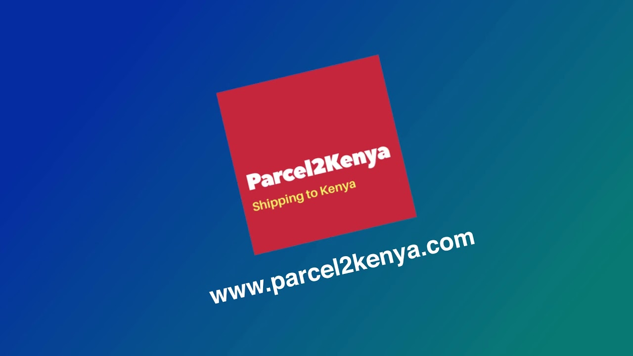 Shipping to Kenya from UK by Air Cargo from £5 20 inc Custom