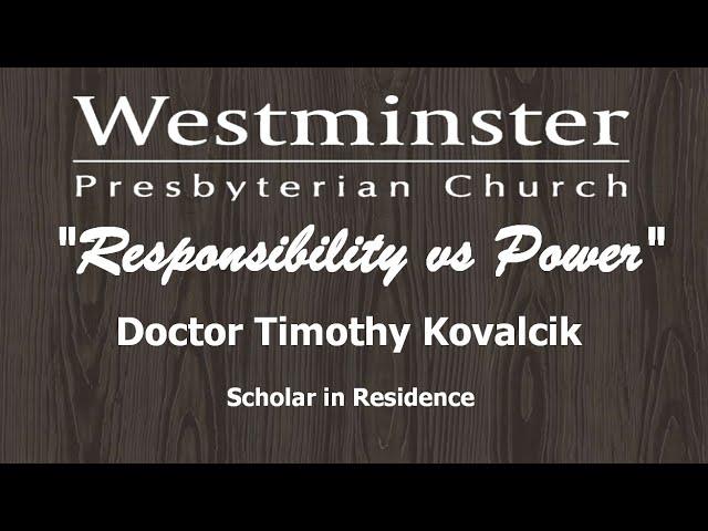 WPC Sermon 10 4 20