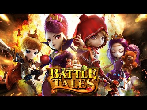 BATTLE TALES iOS Android Gameplay