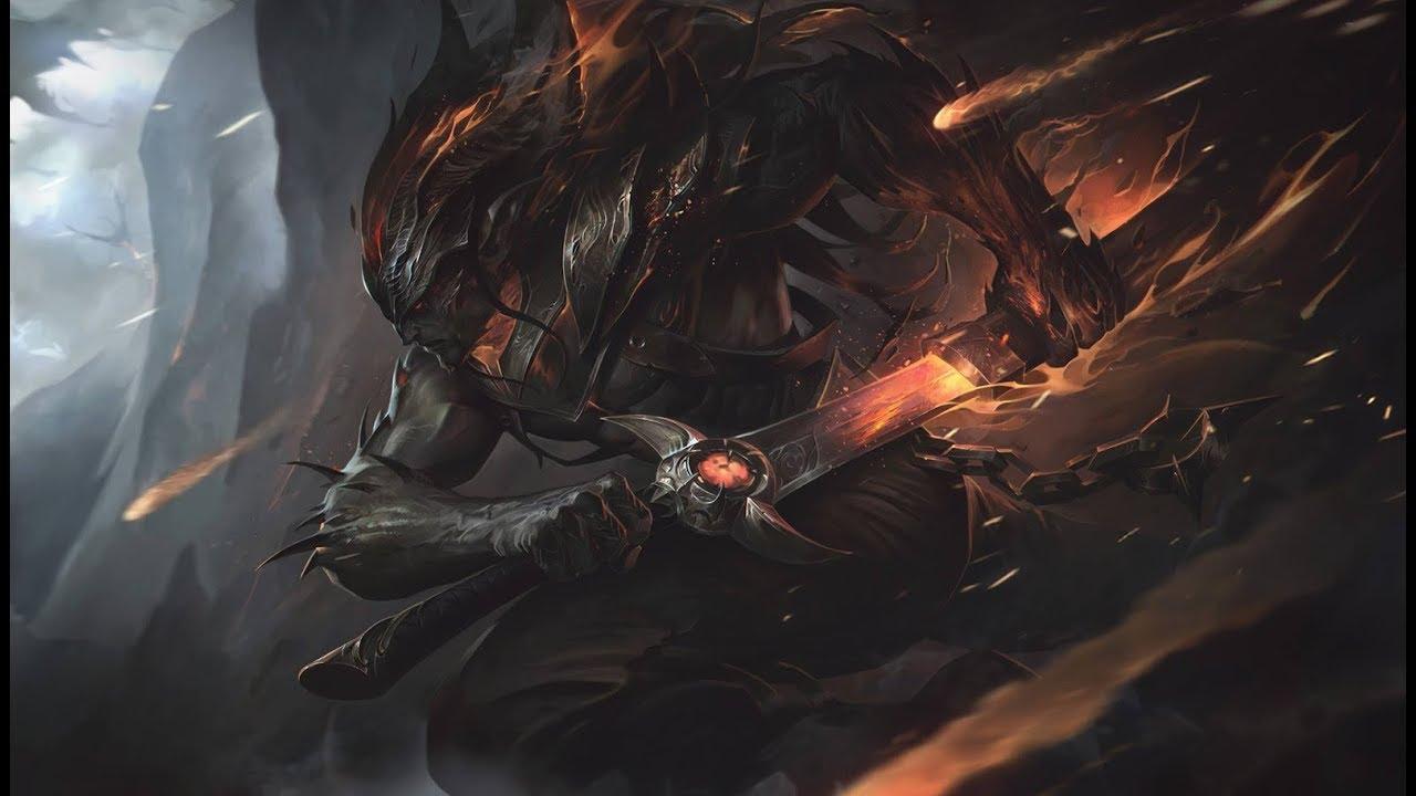 Resultado de imagem para yasuo emissario da escuridão