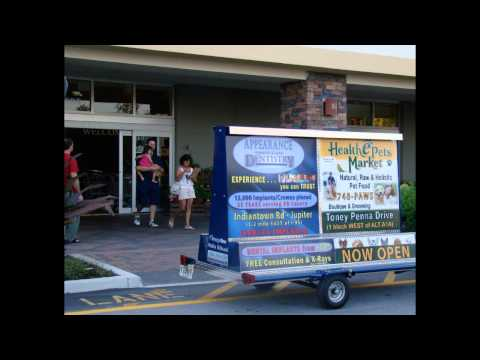 Mobile Billboard Advertising Business