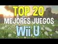 TOP 20 - Los mejores juegos de Wii U