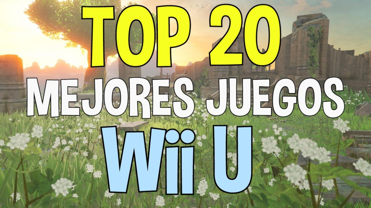 Top 20 Los Mejores Juegos De Wii U Youtube