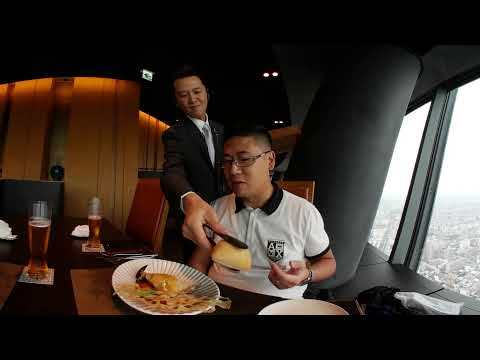 360 VIDEO - Food and Travel 360: Tokyo, Japan Part 2 (skytree, and asakusa area)
