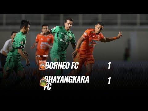 [Pekan 1] Cuplikan Pertandingan Borneo FC vs Bhayangkara FC, 16 Mei 2019