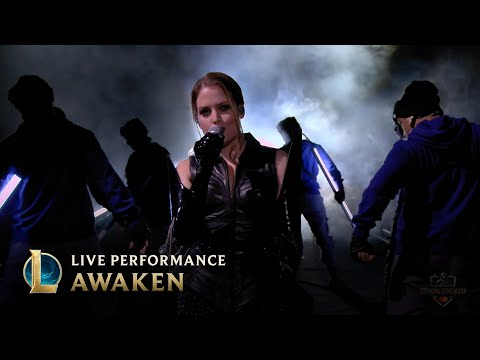 Awaken - Opening Ceremony Presented by Mastercard  2019 World Championship Finals