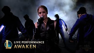 Download Awaken - Opening Ceremony Presented by Mastercard   2019 World Championship Finals Mp3 and Videos