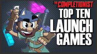Top 10 Best Video Game Launch Titles | The Completionist