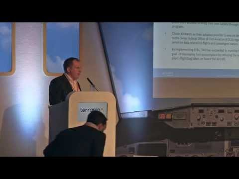 Aviation IT Show - Airwatch Presentation - How airlines can utilise mobility?
