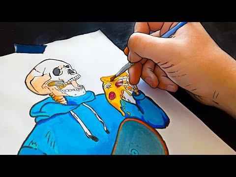 Учусь Рисовать За 24 Часа
