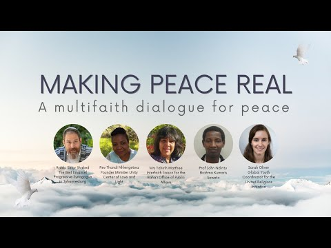 Making Peace Real