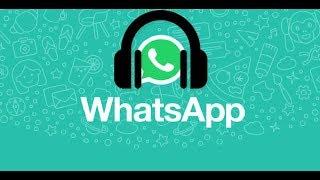 Poner Musica en los estados de whatsapp con foto sin ruidos externo,sin root