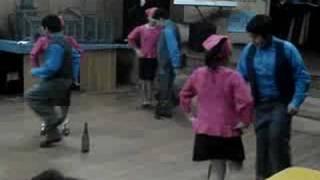 El costillar (danza chilota) - 4º Peña Mateada Chilota