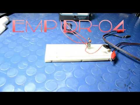 Schema Elettrico Jammer : Easy emp pnp mje350 9 volt to 45 volt emp dr 04 youtube