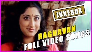 Raghavan - Tamil Video Songs / Latest HD Songs / Tamil Hit Songs - Suresh Gopi ,Manya