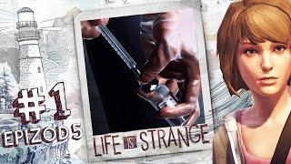 #1 Zagrajmy w Life is Strange PL - EPIZOD 5 - KOSZMAR W CIEMNI