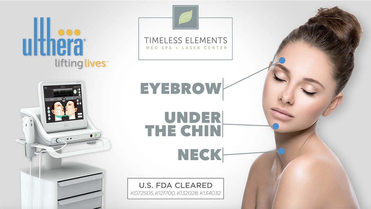 Timeless Elements Med Spa + Laser Center of Forest Lake  Ulthera  Non-Surgical Facelift