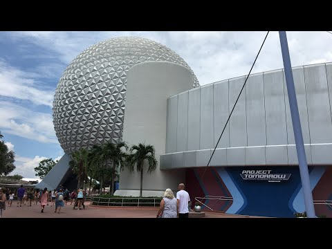 Epcot Surprise Live Stream 7-19-17 - Walt Disney World