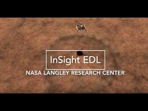 try landing insight on mars - photo #7