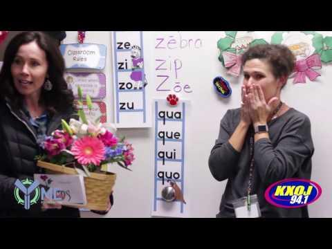 YME Foundation & KXOJ Appreciating Teachers #7 | Sarah Leatherland | Rejoice Christian School
