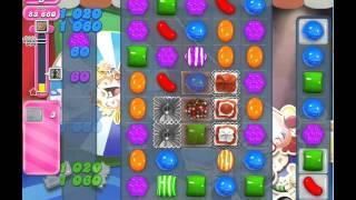 Candy Crush Saga, Level 1378, 1 Star