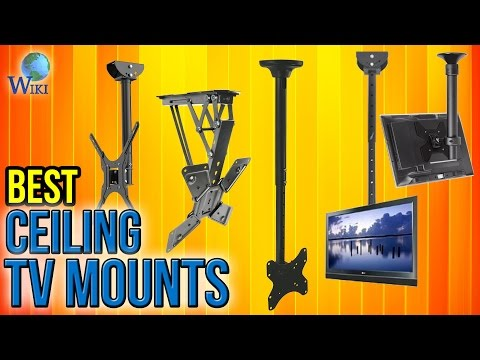 10 Best Ceiling TV Mounts 2017
