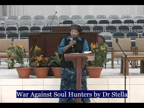 FIRE POWER DELIVERANCE MINISTRIES WITH DR STELLA IMMANUEL