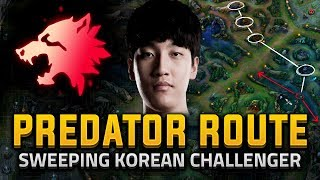 The Jungle Route that's Sweeping Korean Challenger