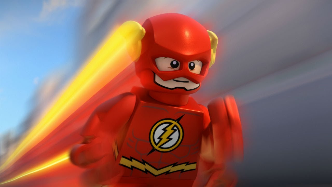 lego dc super heroes the flash exclusive trailer debut youtube