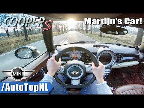 Mini Cooper S Clubman R55 POV Test Drive By AutoTopNL