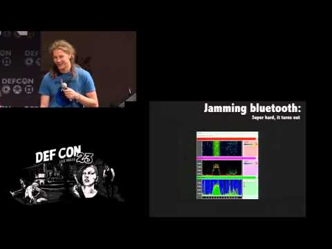 DEF CON 23 - Mike Ryan and Richo Healey - Hacking Electric Skateboards