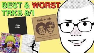 Silk Sonic, Poppy, Remi Wolf, Turnstile | Weekly Track Roundup: 8/1/21