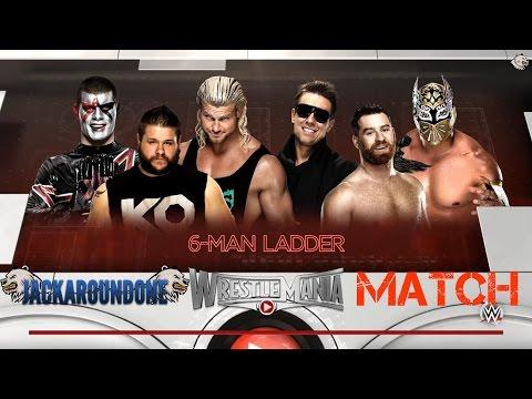 Let´s Play WWE 2K16 | WrestleMania 32 PPV | Intercontinental Title Match | Deutsch / German | PS4
