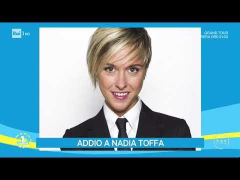 Addio Nadia Toffa - Unomattina Estate 13/08/2019