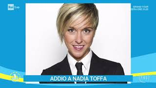 Addio Nadia Toffa - Unomattina Estate 13/08/2019