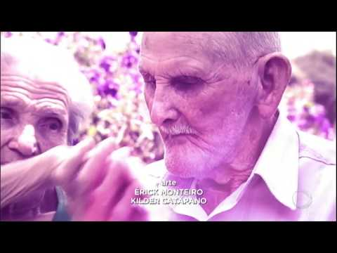 Tataravôs que casaram sem festa ganham bodas surpresa