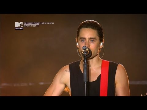 30 Seconds To Mars - MTV World Stage: Malaysia 2011
