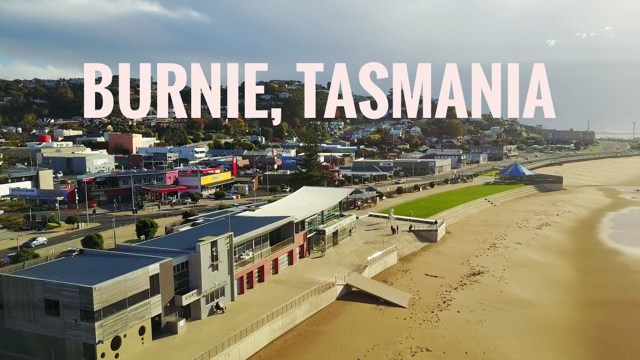 droning burnie tasmania youtube