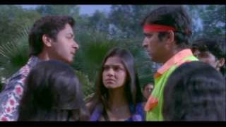 Marathi Movie - Aai Shapath - 11/12 - Reema Lagoo, Manasi Salvi, Shreyas Talpade & Ankush Chowdary