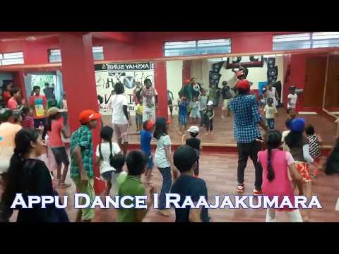 Appu Dance Kids Dance I Raajakumara I Maari Thara Local I Tapanguchi I Rhythm Nation Dance Studio